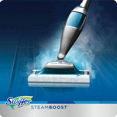 Swiffer Wetjet Hardwood Floor Spray Mop Extra Power Pad