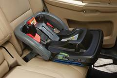 This Infant Car Seat Base Features A Locking Arm That Helps Take The Guesswork Out Of Installation