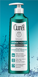 Curel Hydra Therapy Itch Defense