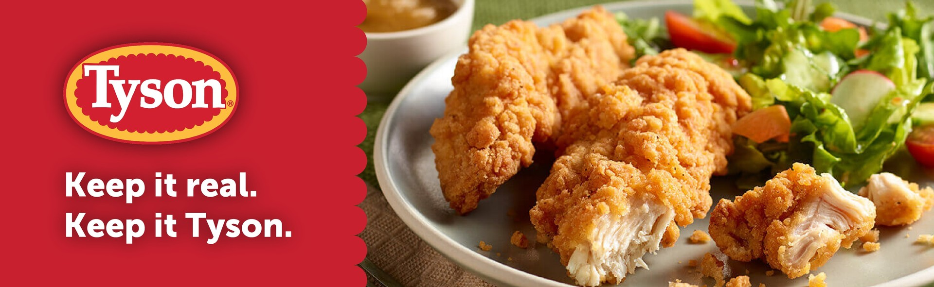 Tyson All Natural Crispy Chicken Strips 25oz Target
