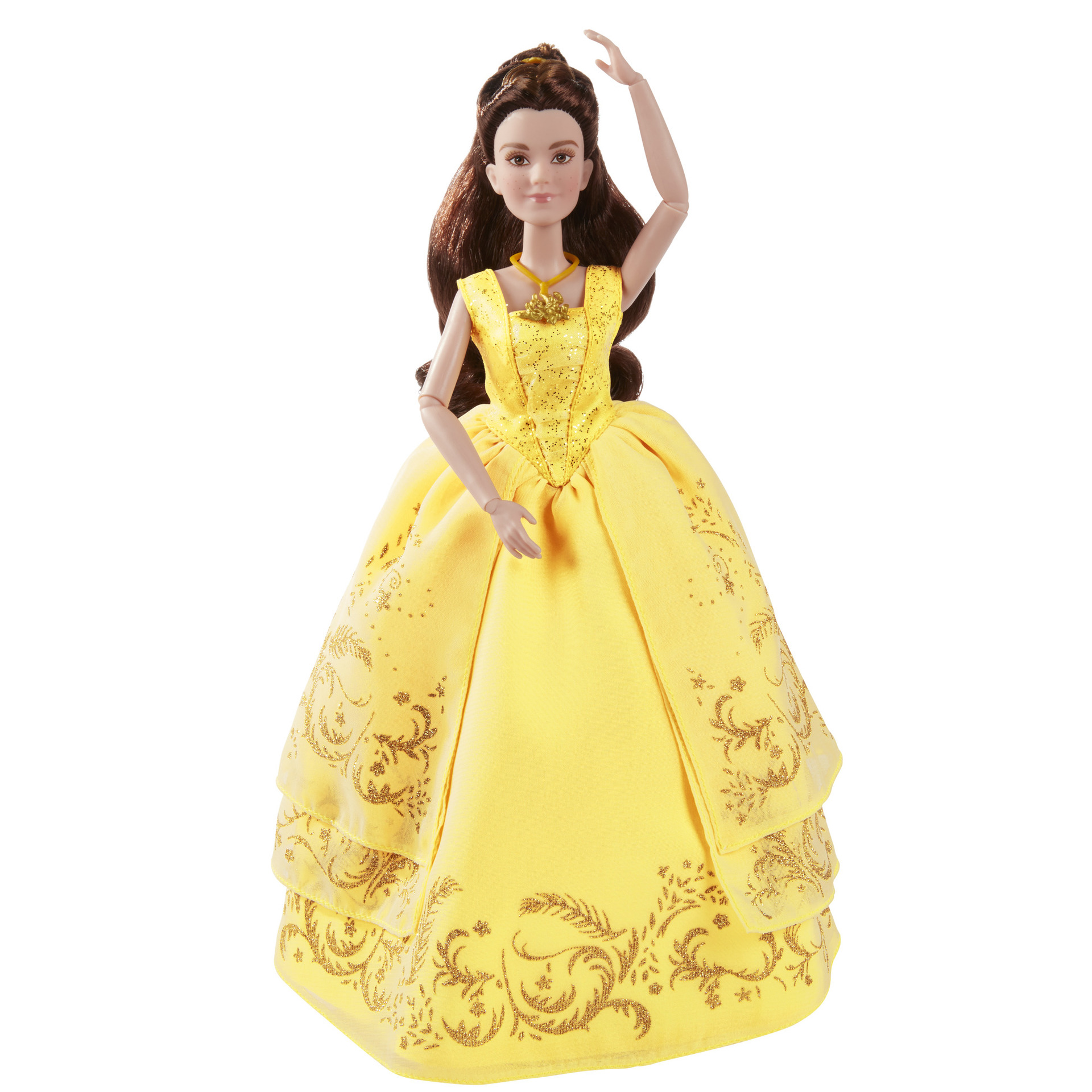 Disney Beauty and the Beast Enchanting Ball Gown Belle | HasbroToyShop