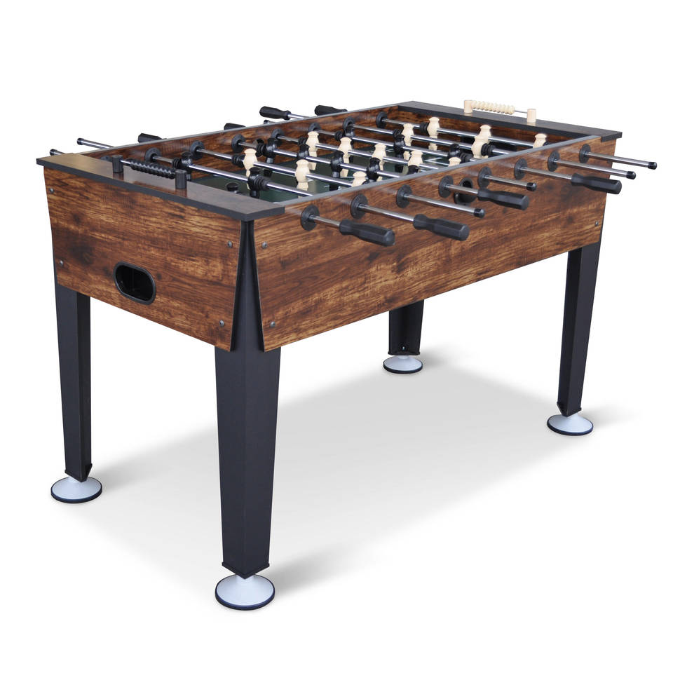 EastPoint Sports Newcastle Foosball Table Soccer Walmartcom - Newcastle foosball table