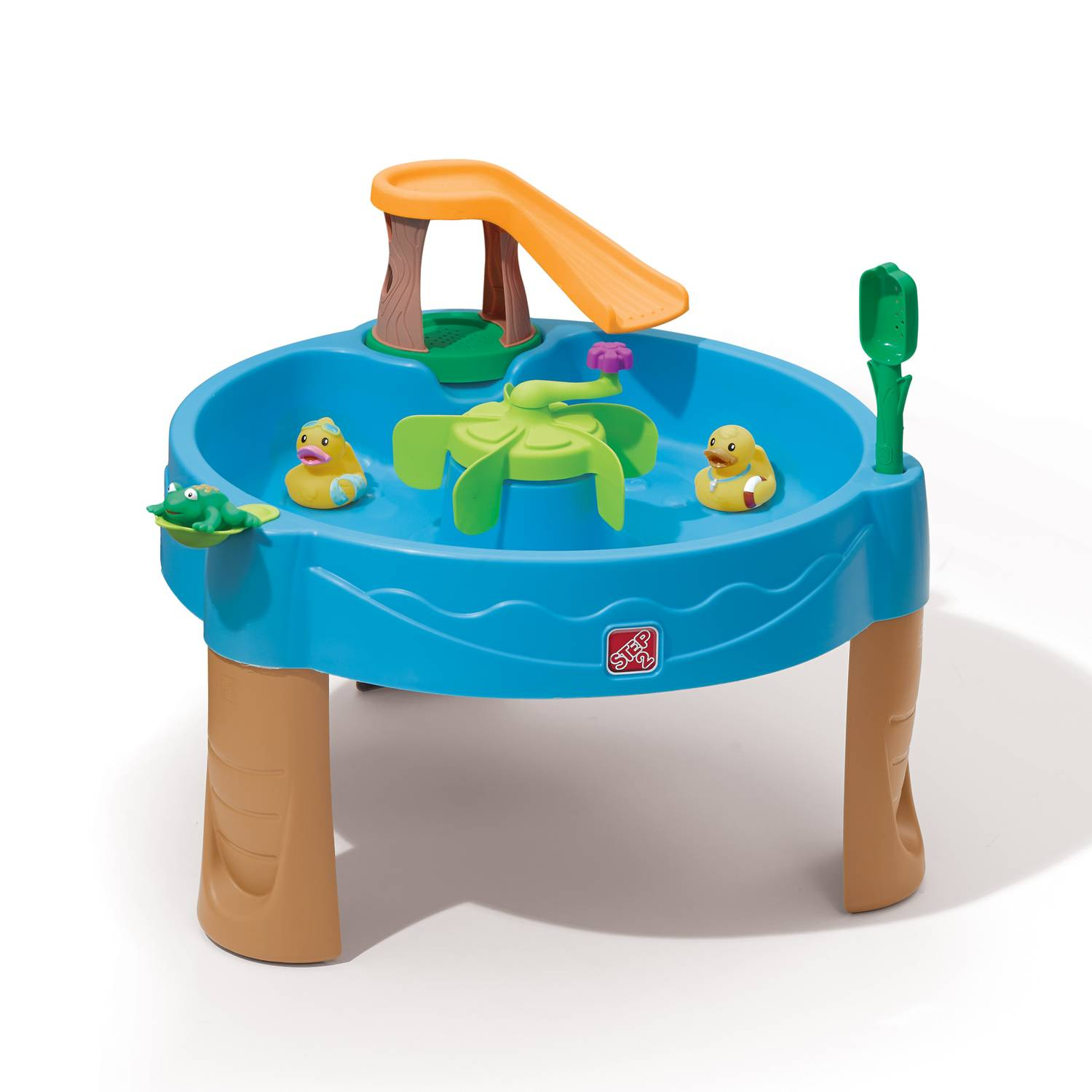 Step2 Duck Pond Water Table : Target