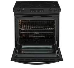 Frigidaire Electric Slide-In Range: FFES3026TB