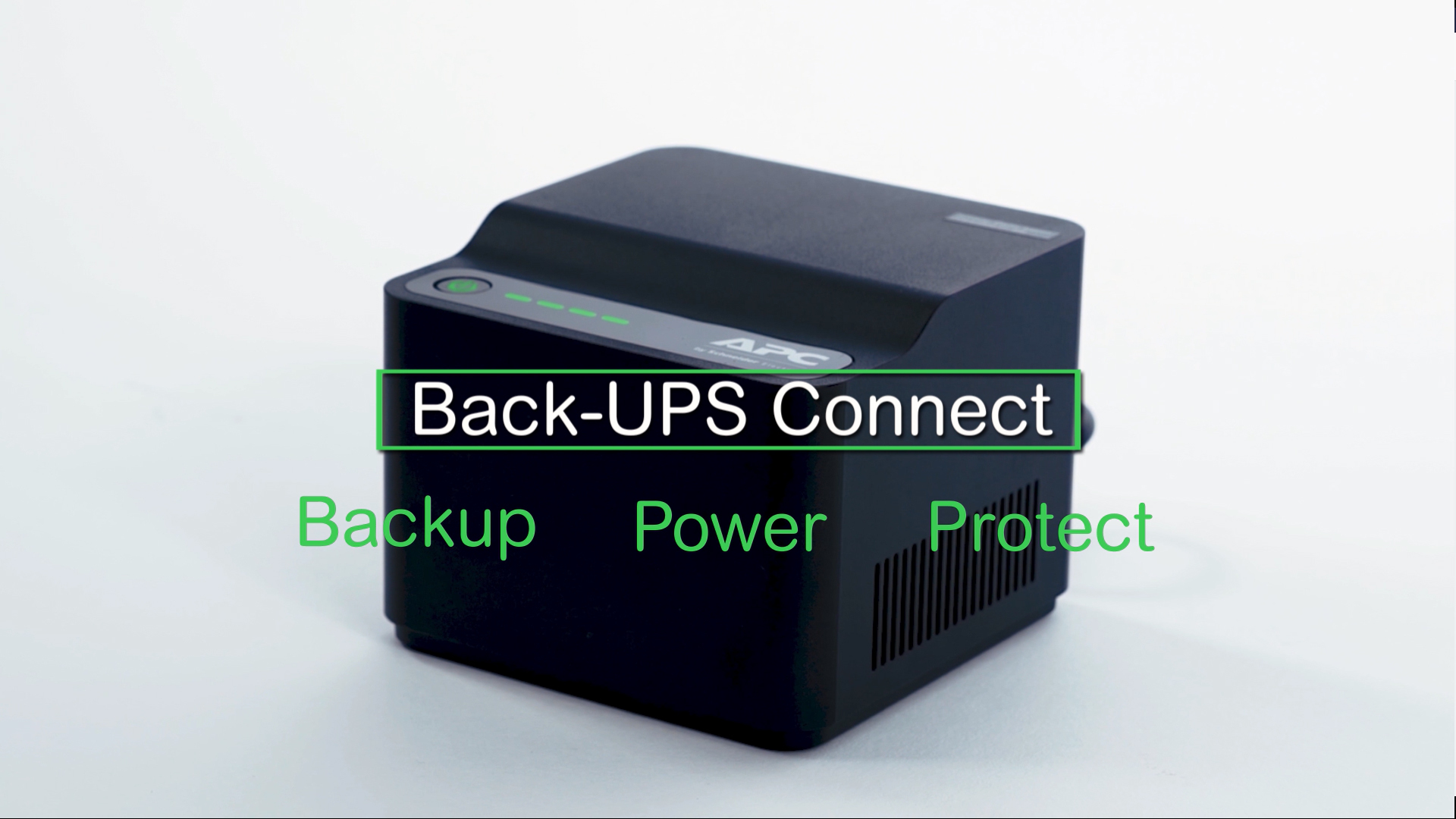 APC Back-UPS Connect for VoIP, Routers, and Modems Backup Power