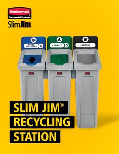 View Slim Jim Recycling Station Brochure PDF