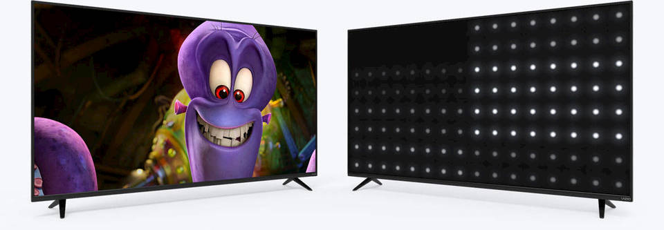 vizio 48 class 1080p 120hz full-array led smart tv