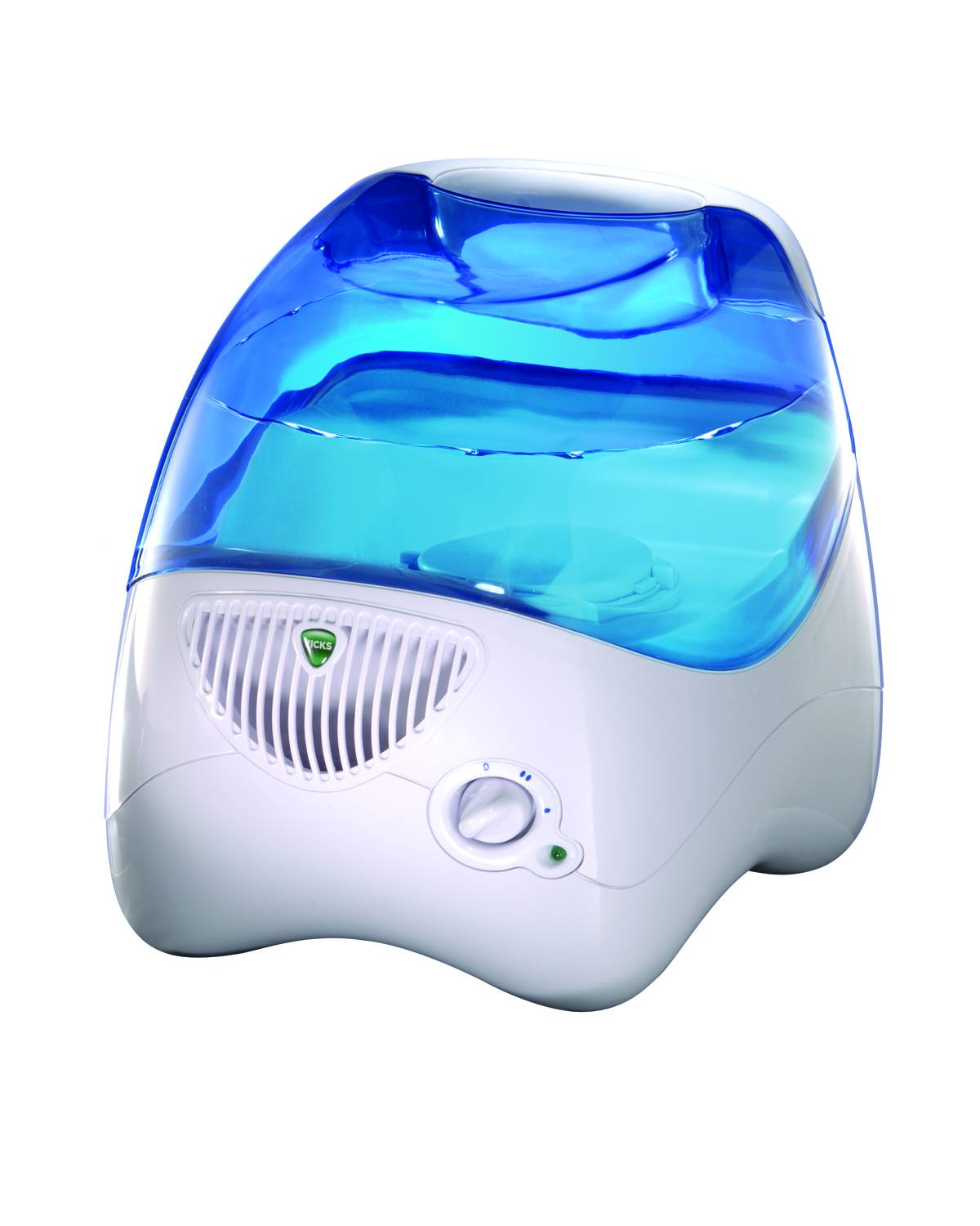 Vicks Mini Filter Free Cool Mist Humidifier Green Walmart.com #0A2EC1
