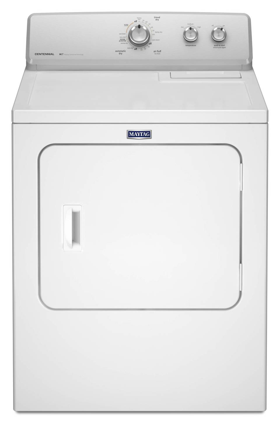 Maytag 7 cu ft Electric Dryer  White. Shop Dryers at Lowes com