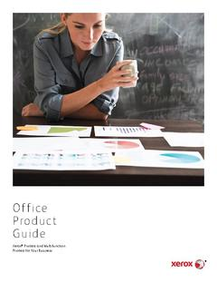 View Office Product Guide PDF