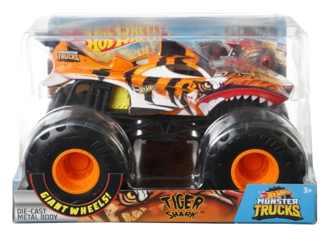 Hot Wheels Monster Trucks Tiger Shark Vehicle Target