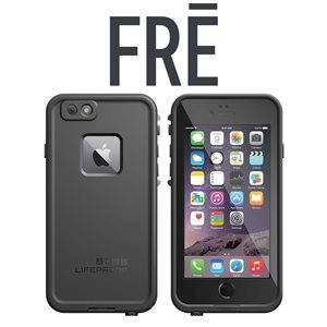 iPhone 6 Lifeproof fre case, white - Walmart.com