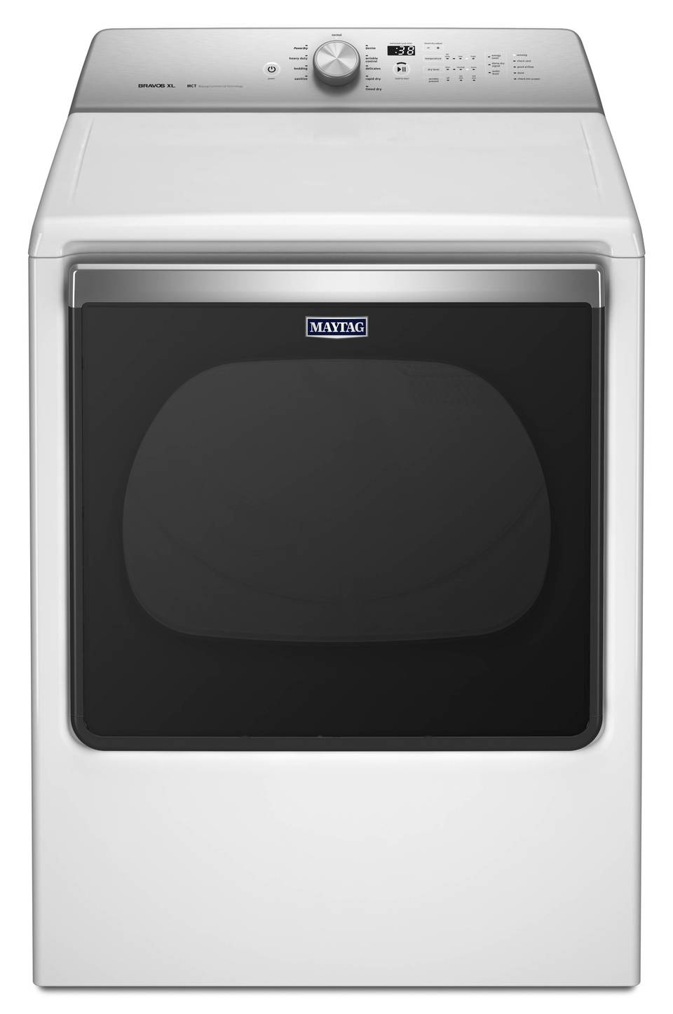 Maytag 8 8 cu ft Gas Dryer  White. Shop Dryers at Lowes com
