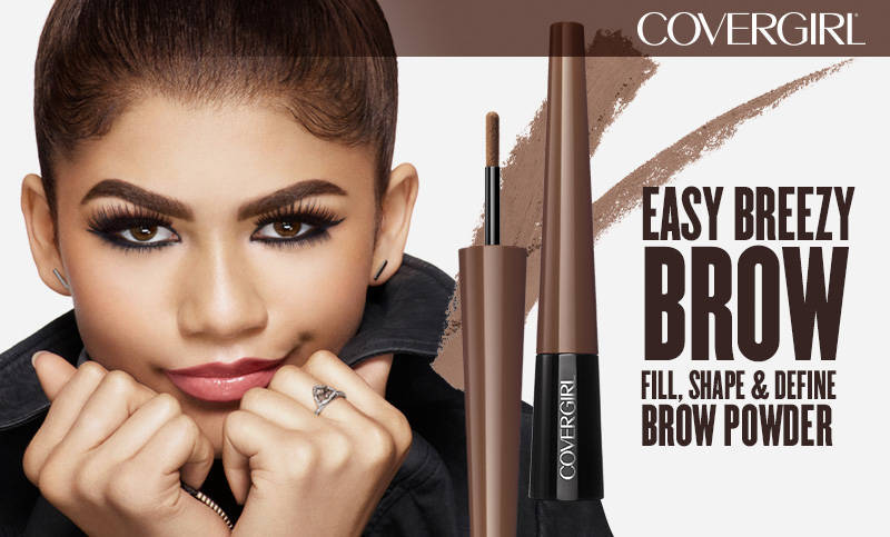 Covergirl Easy Breezy Brow Powder Target