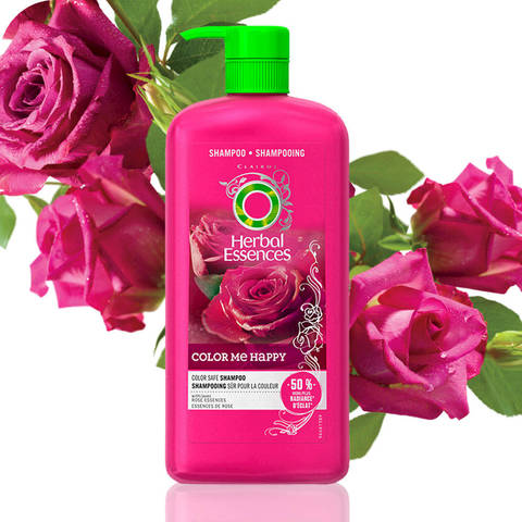 Herbal Essences Color Me Happy Shampoo for ColorTreated Hair