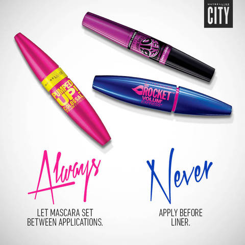 Maybelline® Volum' Express® Pumped Up! Colossal™ Mascara : Target