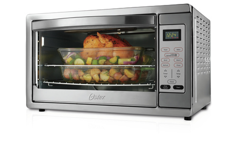 Turbo Convection Baking Technology Take The Guesswork Out Of Cooking
