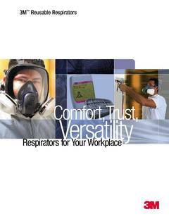 View Choose the Right Respirator for the Job PDF