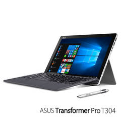 "ASUS Transformer Pro T304UA-DS71T, 2-in-1 Touchscreen 12.6"" Laptop"