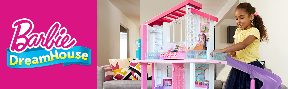 Barbie Dreamhouse Playset Target