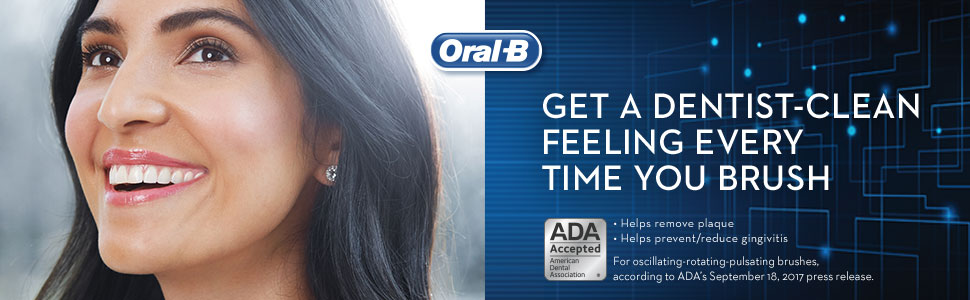 Get a dentist-clean feeling every time you brush.