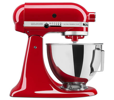 Kitchenaid 174 Ultra Power Plus 4 5 Qt Tilt Head Stand Mixer