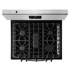 Frigidaire Gas Freestanding Range: FFGF3052TS, Cooking surface