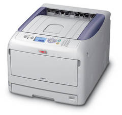 C831dn  Digital Color Printer
