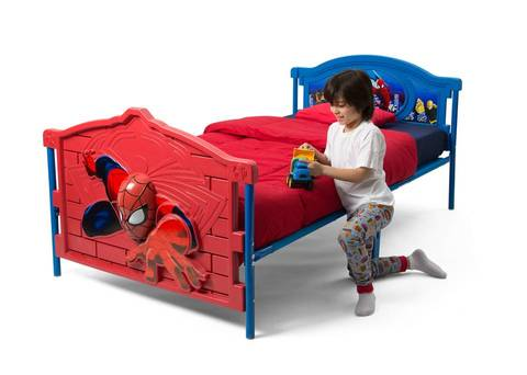Your Child Will Weave A Web Of Amazing Dreams In This