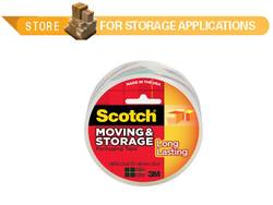 3650 Scotch® Moving & Storage Tape