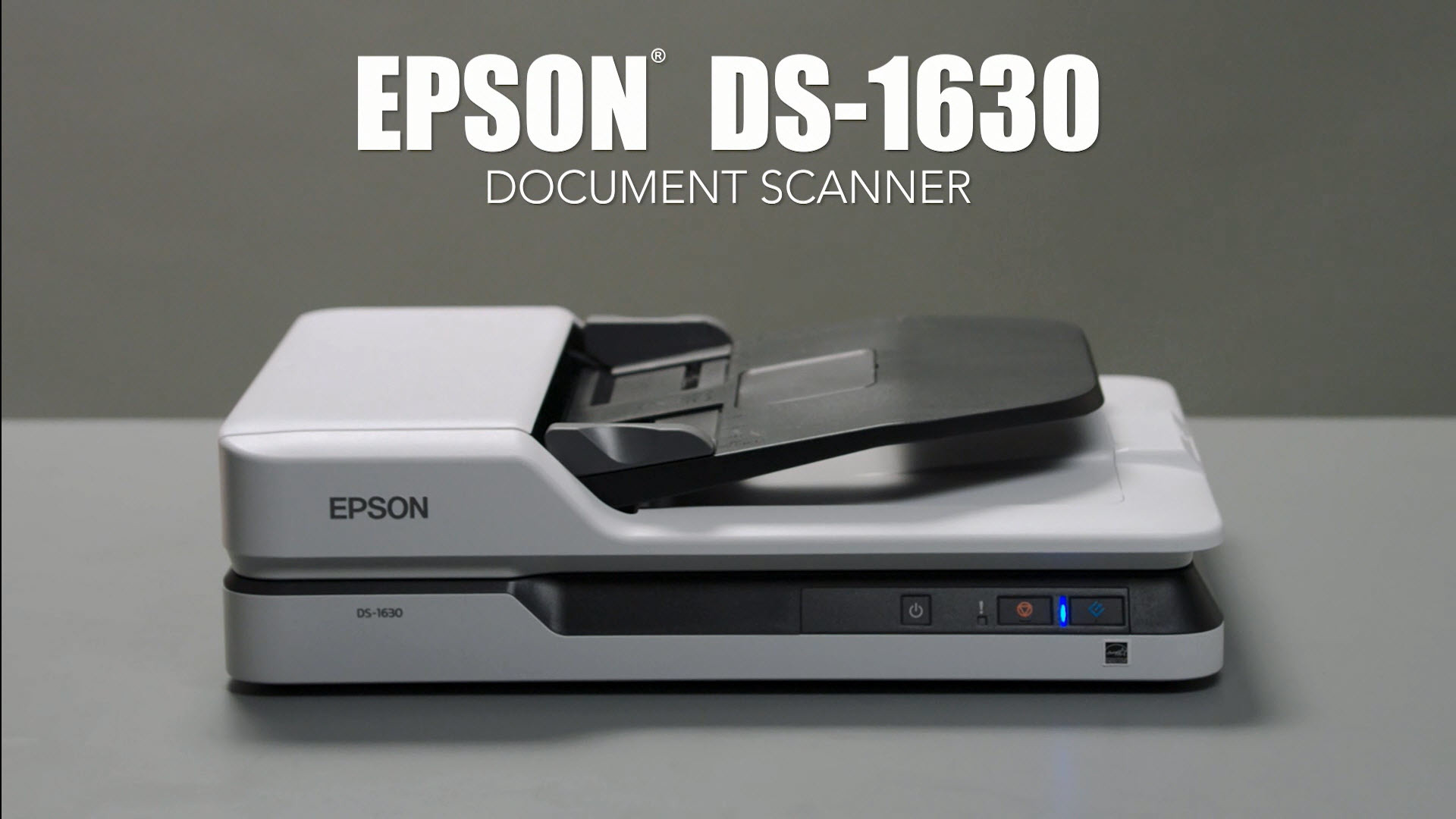 B11b239201 Epson Ds 1630 Flatbed Color Document Scanner Fujitsu Fi Series 7700s