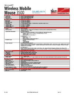 View Technical Data Sheet PDF