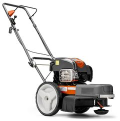 Husqvarna LC121P 163-cc 21-in Push Gas Lawn Mower with Briggs
