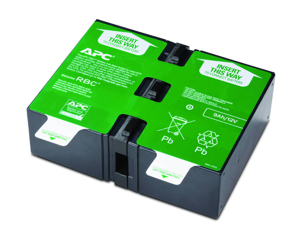 Apc replacement battery cartridge rbc staples