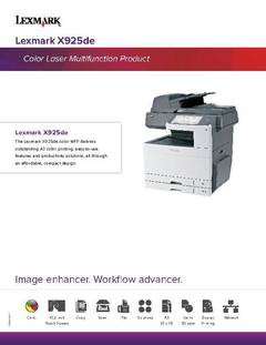 View Printable Product Brochure PDF