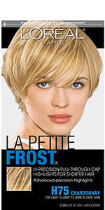 Loreal Paris Frost Design Hi Precision Pull Through Cap
