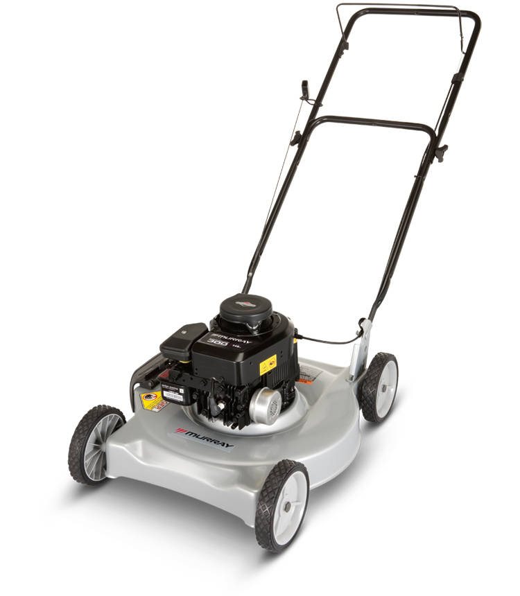 Murray 20 Quot Gas Powered Lawn Mower Walmart Com