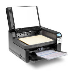 Integrated Flatbed Scanner