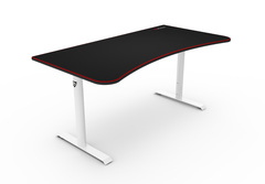 Arozzi Arena Gaming Desk White