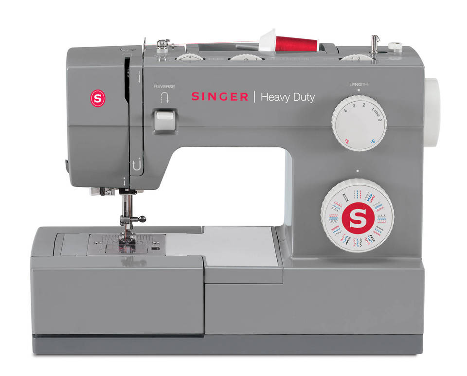 SINGER 40S Classic Heavy Duty Sewing Machine With 40 BuiltIn Best Singer 44s Classic 23 Stitch Sewing Machine