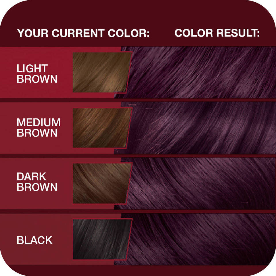 Vidal Sassoon Pro Series Ultra Vibrant Color 3vr Deep Velvet Violet