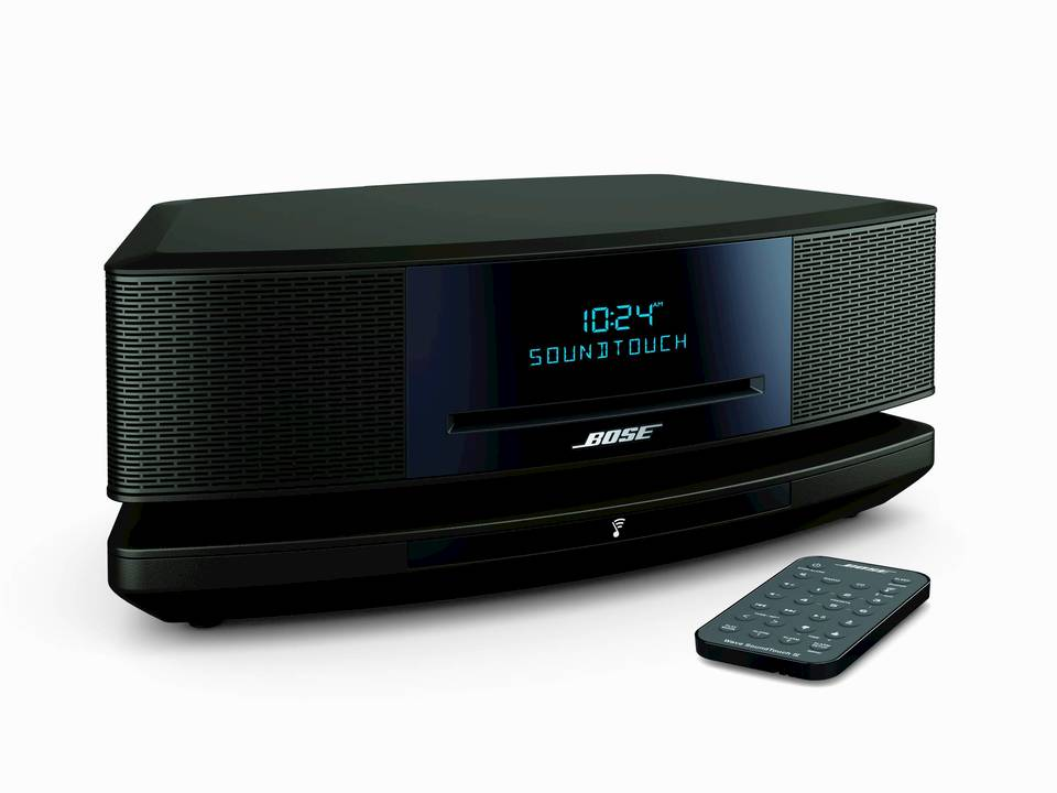 bose music system. product view. bose music system e