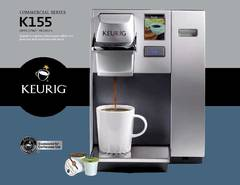 View Keurig® OfficePRO® Premier Quick Start Guide PDF