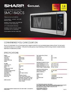 View SMC1842CS Spec Sheet PDF