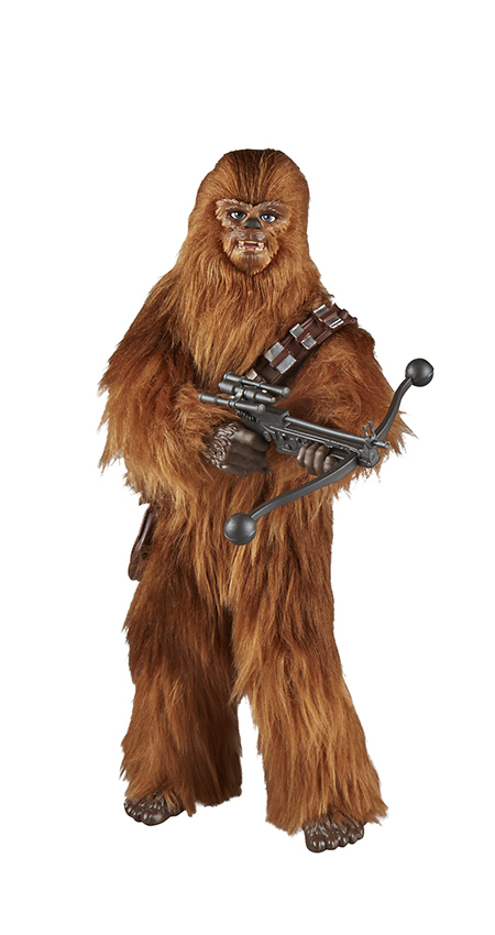 star wars forces of destiny chewbacca and porgs sdcc exclusive