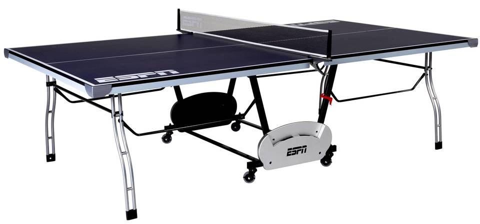 ESPN 4 PIECE TABLE TENNIS TABLE