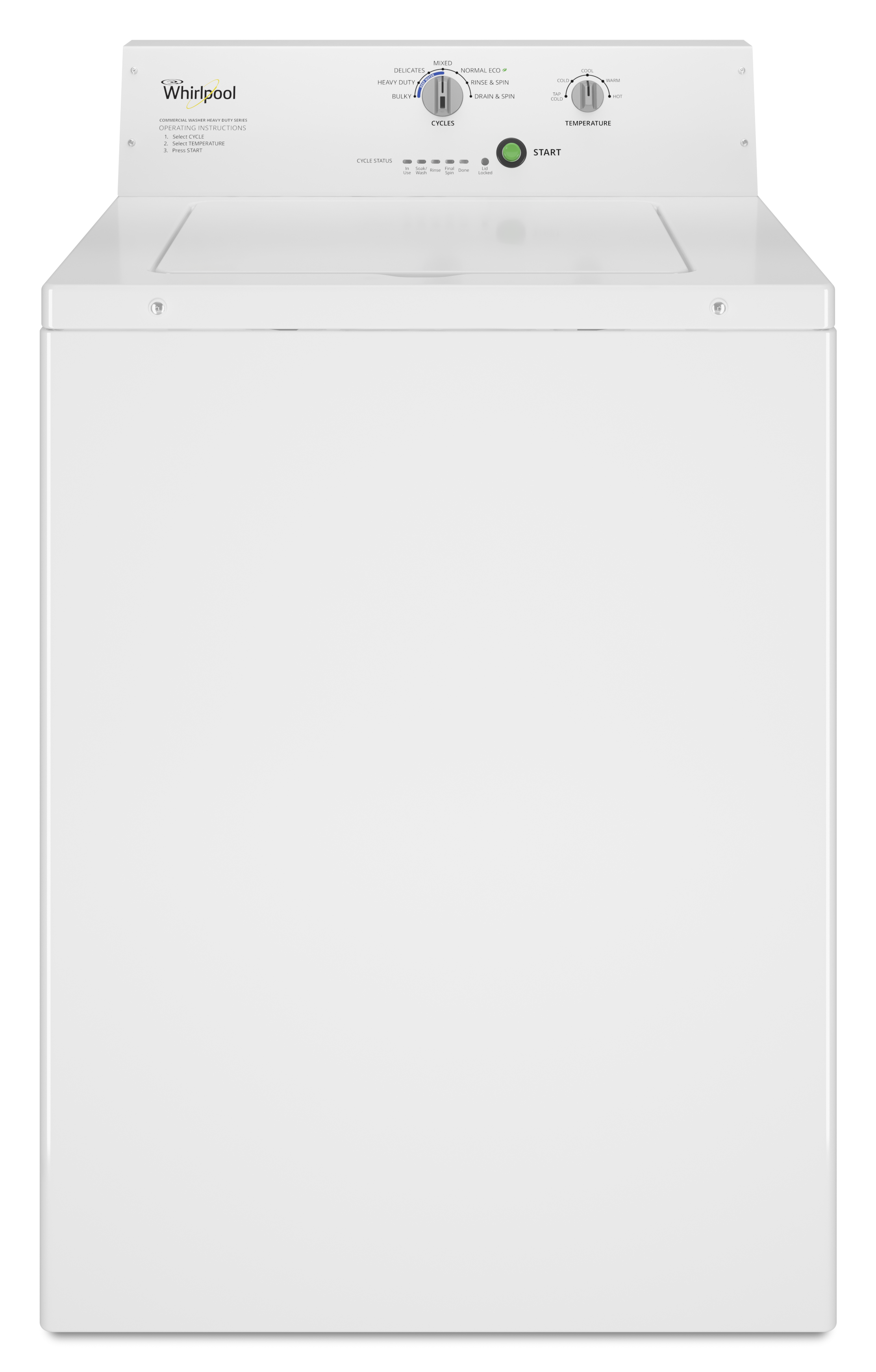 Cae2795fq Whirlpool 27 29 Cu Ft Commercial Top Load Washer With Washing Machine Drain Hose Additionally Wiring Diagram 1