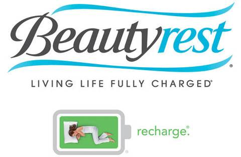 simmons beautysleep logo. beautyrest® has spent over 89 years relentlessly focused on making mattresses and bedding that revolutionizes sleep. simmons beautysleep logo