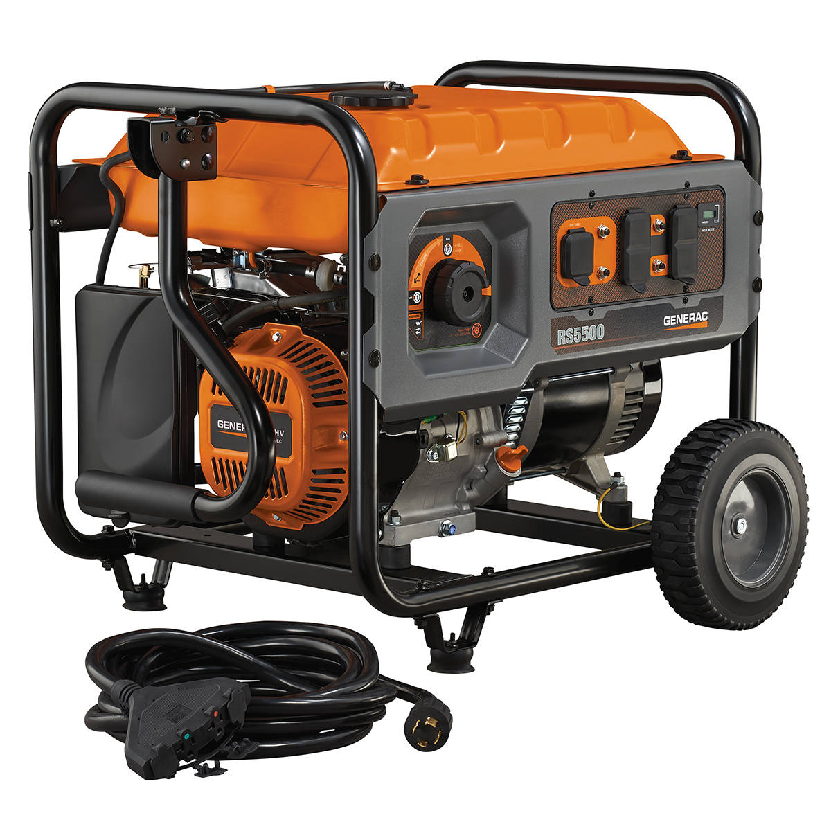 portable generators. Display Product Reviews For Rapid Start 5500-Running-Watt Portable Generator With Generac Engine Generators L