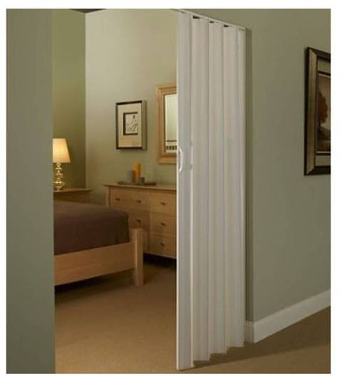 HomeStyles Regent Vinyl Accordion Door & HomeStyles Regent Vinyl Accordion Door 36